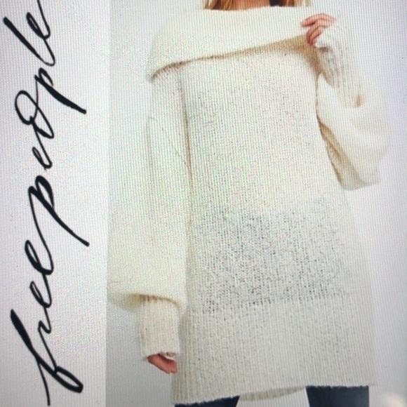 0ff3aba33c Free People Sweaters   Alpaca Ophelia Sweater   Poshmark